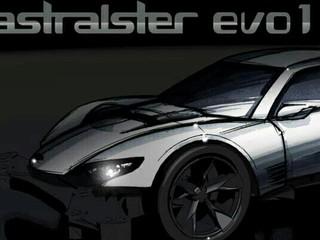 70号車 アストラルスター Evo type-D
